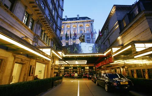 Some of London landmark hotels, including the Savoy, are now owned, at least in part, by investors from the Gulf