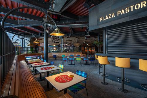 Harts Group first worked with Michaelis Boyd in 2016 when developing its Borough Market restaurant, El Pastor. / Photo by Gavriil Papadiotis