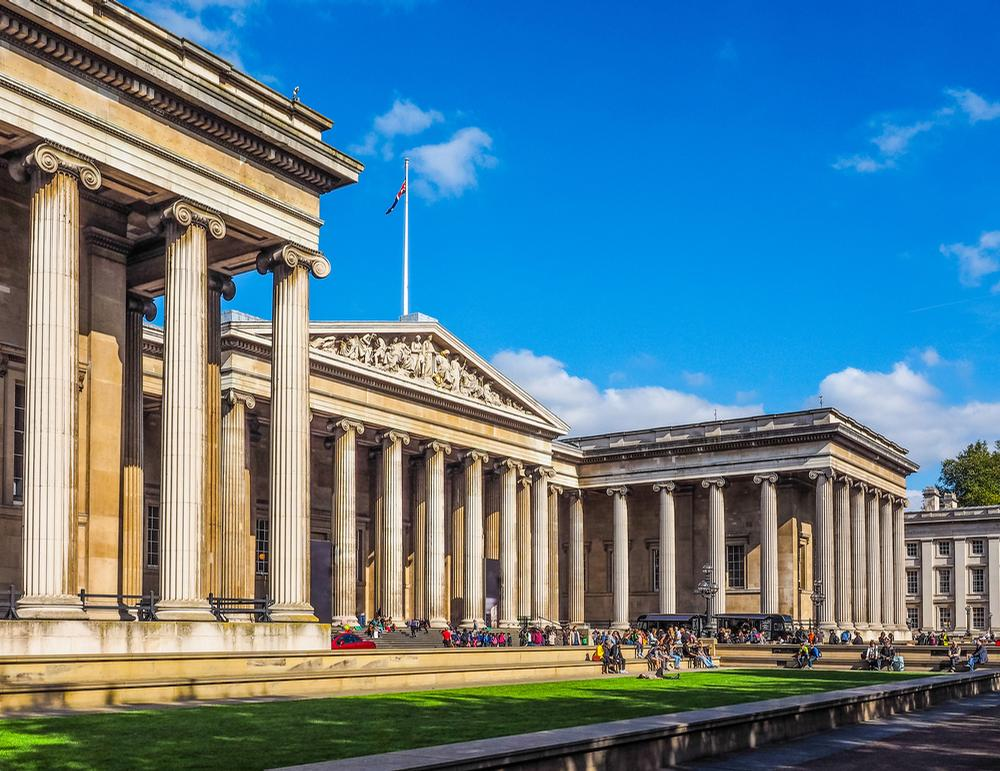 "Curators at the British Museum are incorporating new provenance research into audio guides, as well as striving for ""very honest"" labels / Shutterstock.com"