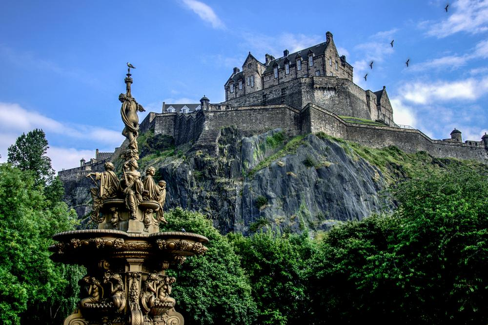 Edinburgh Castle – one of the many attractions that could be negatively affected by a tourism tax, according to STA / Sutterstock.com