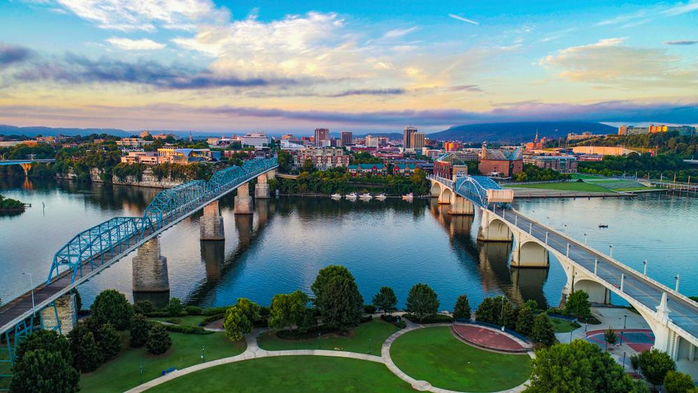 The new centre will be based in Chattanooga, Tennessee / Shutterstock.com