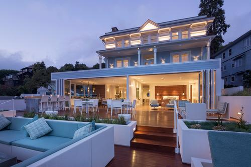 The renovation is the second for Casa Madrona in the last seven years. / Courtesy of Casa Madrona Hotel and Spa