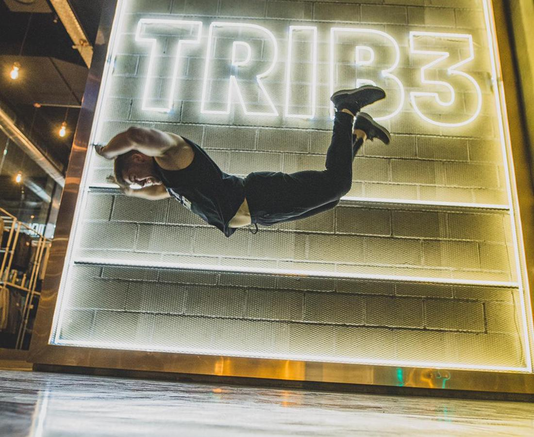TRIB3's boutique format is based on bootcamp-style HIIT training