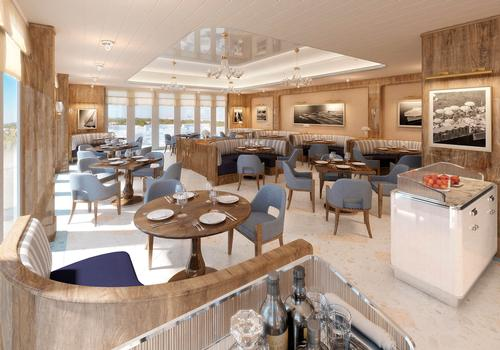 Dining offerings will be provided by Bellini Restaurant – the brainchild of hoteliers Ignazio and Maggio Cipriani. / Courtesy of Mr. C Hotels