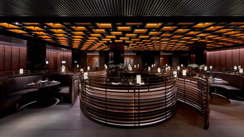 On-site dining outlets include the Rive Gauche and the Fu Chun Ju. / Courtesy of Urban Resorts Concepts