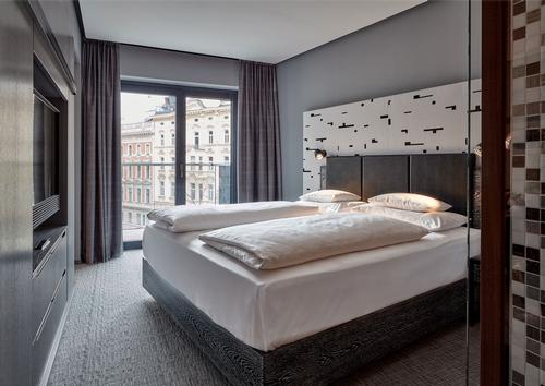 Wehdorn Architecken designed 48 new rooms. / Courtesy of Design Hotels