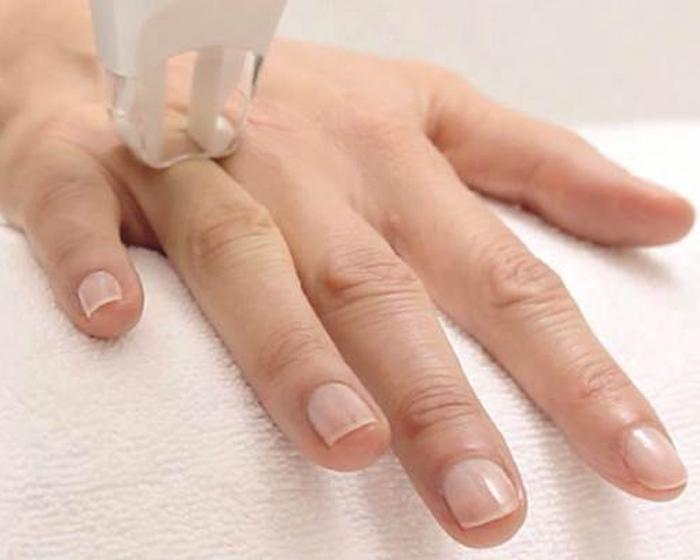 LPG's new hand treatment combats ageing