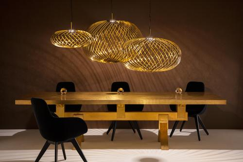 The Manzoni doubles as a showroom, offering diners a more immersive shopping experience. / Courtesy of Tom Dixon