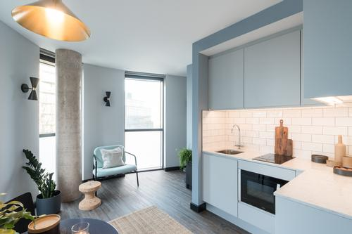 The property's fitting out was led by The Collective's in-house design team. / Courtesy of The Collective