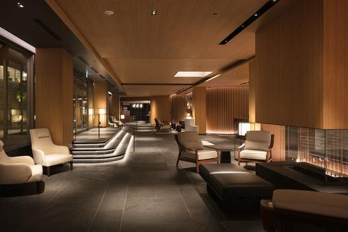 The resort's interior fittings were conceived by Wilson Associates and Pike Withers. / Courtesy of Skye Niseko