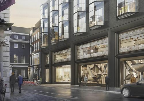 Other features will include retailing and a select number of residences / Foster + Partners