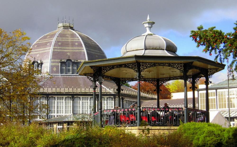 Parkwood has secured deals to manage two attractions – including Pavilion Gardens in Buxton