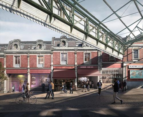 The aim is to submit a planning application by the end of 2019, with a projected opening of 2024