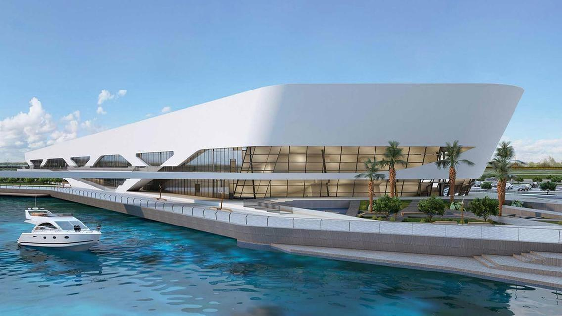 The new National Aquarium will have a focus on conservation / Al Qana