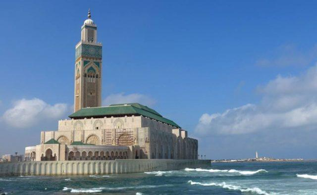 The Hammams are located beneath the esplanade of the Hassan II Mosque / Morocco World News