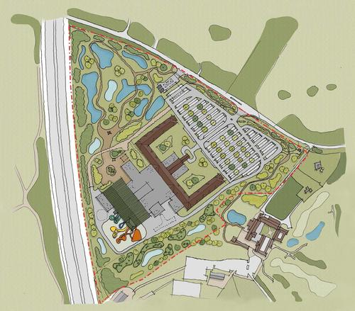Great Wolf says it expects 500,000 visitors a year, with Bicester chosen because of its transport links / Great Wolf