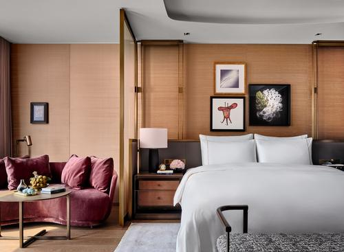 Guangzhou's rich history can be seen and felt throughout the new Rosewood Guangzhou