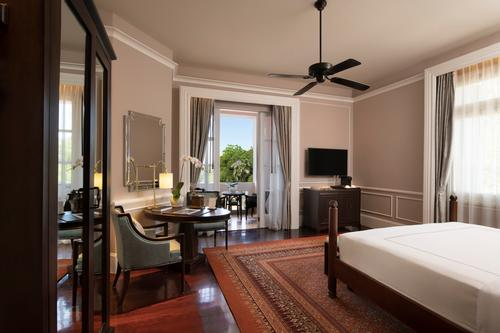 The rooms have been given lighter, brighter interiors / Accor