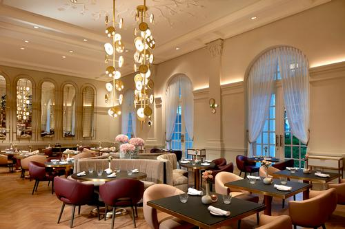 La Dame de Pic at Raffles Singapore / Accor
