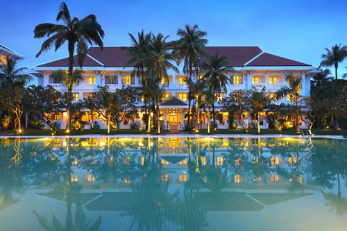 Raffles Grand Hotel d'Angkor first opened in 1932 / Accor