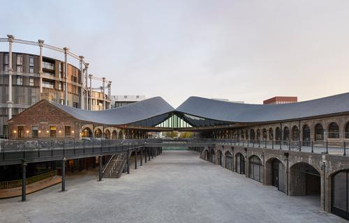Coal Drops Yard by Heatherwick Architects / Hufton+Crow