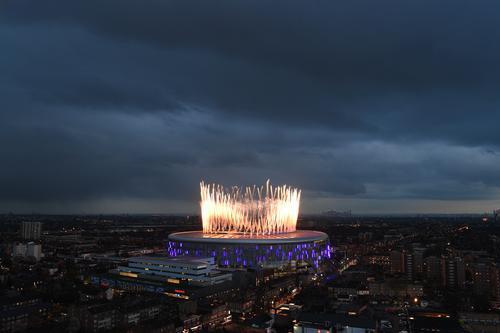 Tottenham Hotspur Srtadium by Populous / Tottenham Hotspur