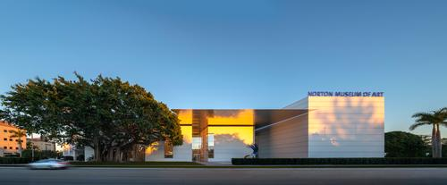 Norton Museum of Art by Foster + Partners / Nigel Young, Foster + Partners
