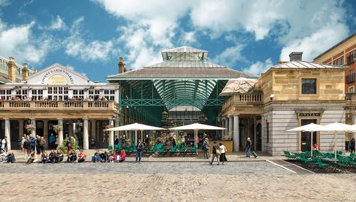 VyTA Covent Garden opened this summer / Matteo Piazza