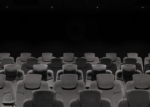 Cultureplex also has a small cinema / Cultureplex