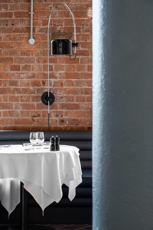The restaurant is called Bistrotheque / Cultureplex