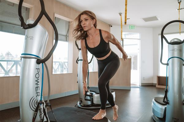 Blumberg now has four Platefit studios and plans to expand with three or four more in the next year