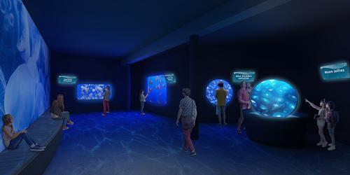 The aquarium has had 15 million visitors through its doors since it opened in 1992 / Oregon Coast Aquarium