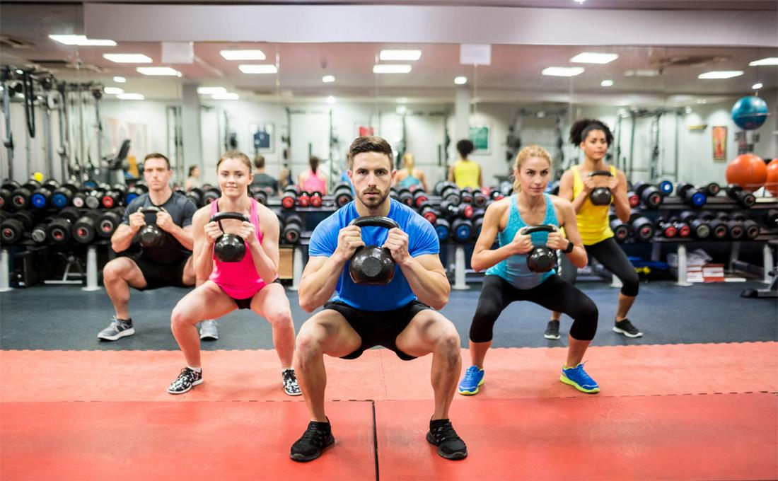 Among the report's findings is that the global fitness industry is now worth US$109bn (€99bn, £86bn)