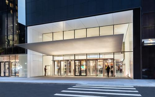 The renovation was designed by Diller Scofidio + Renfro / Brett Beyer