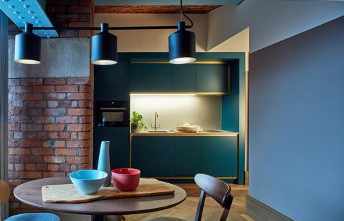 All suites are furnished by Conran Contracts / Native