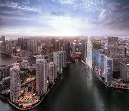 Aston Martin Residences is being developed by G and G Business Developments / Aston Martin