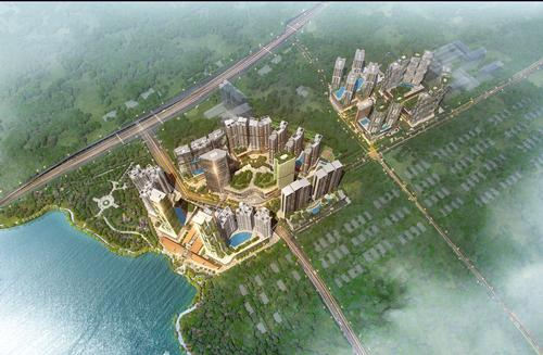 The development will cover 73ac (30ha) / UEM Sunrise and Melati Ehsan Group