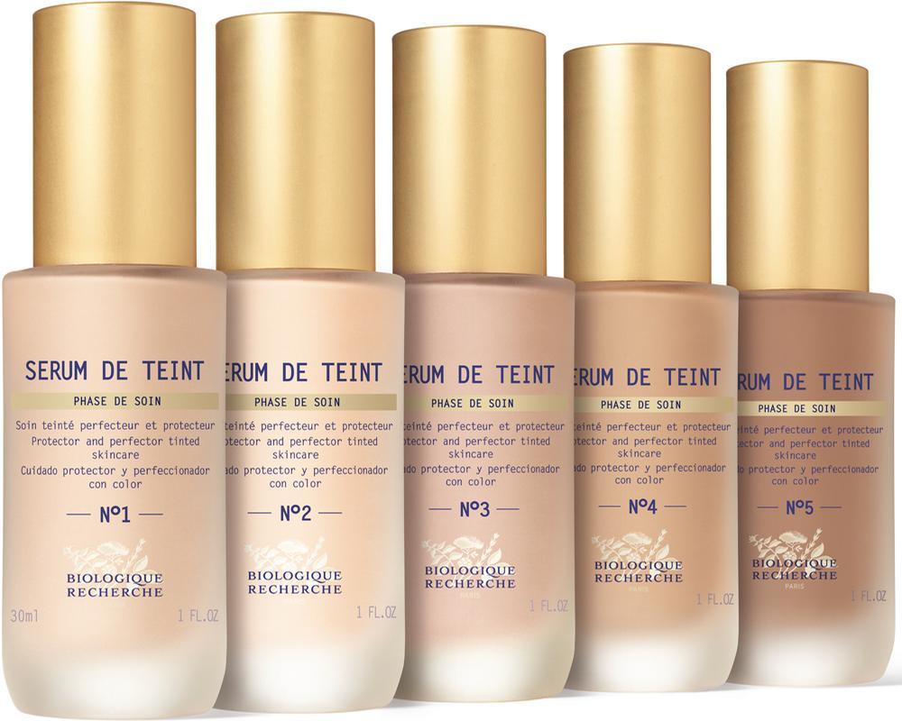 Biologique Recherche launches new tinted skin serums