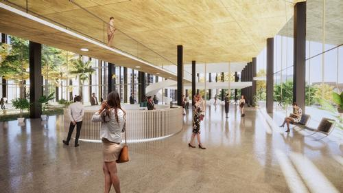 Construction is expected to be complete by 2023 / Bjarke Ingels Group