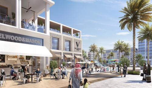The development is expected to cost AED 25 billion ($7b, €6b, £5b) / Emaar