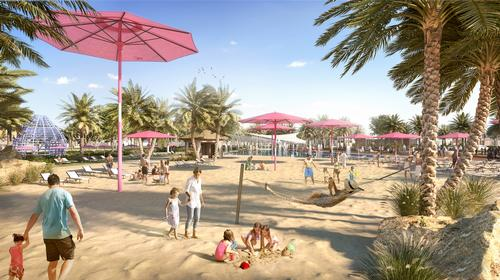 The first phase of the development is to be called Eden / Emaar
