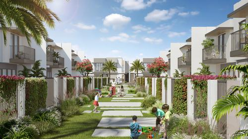 Emaar hopes to provide residents with balanced lifestyles, a strong sense of community and family-friendly living / Emaar