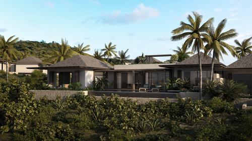 Half Moon Bay Antigua is due to launch in 2022 / Rosewood / Studio Piet Boon