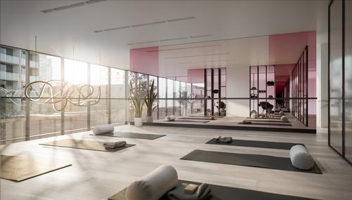 Amenities will include a wellness centre with a spa and an indoor-outdoor pool / Norm Li