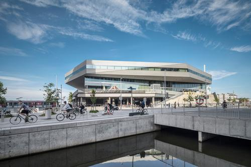 Dokk1 is located in Aarhus, Denmark / Jens Marcus Lindhe