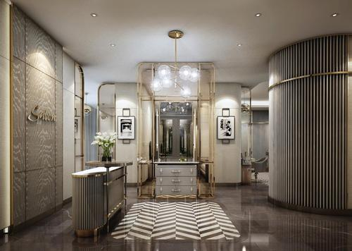 Guests can make use of a salon at the hotel / Four Seasons