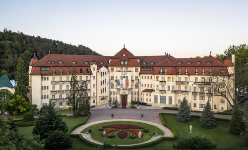 The group has recently rebranded its 26 spa hotels from Danubius Hotel Group, and has made a commitment to growth, innovation and the creation of new treatments, facilities and jobs