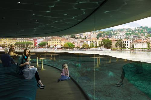 A system of innovative public spaces will be created / Carlo Ratti Associati