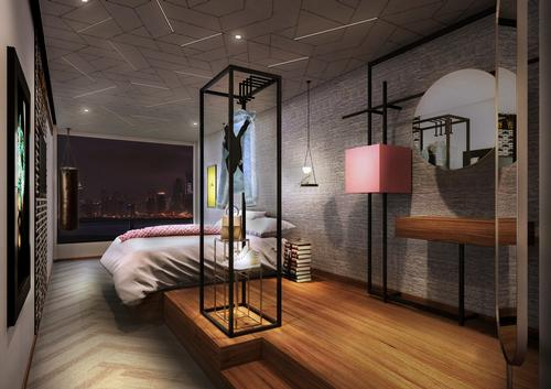 Nulty's lighting design for Earth Hotels is based on research into circadian rhythms / Nulty, Earth Hotels & Something Design House
