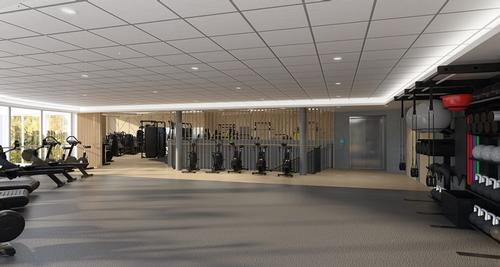 The holistic and Hi-Energy / HIIT studios have been redesigned / Zynk